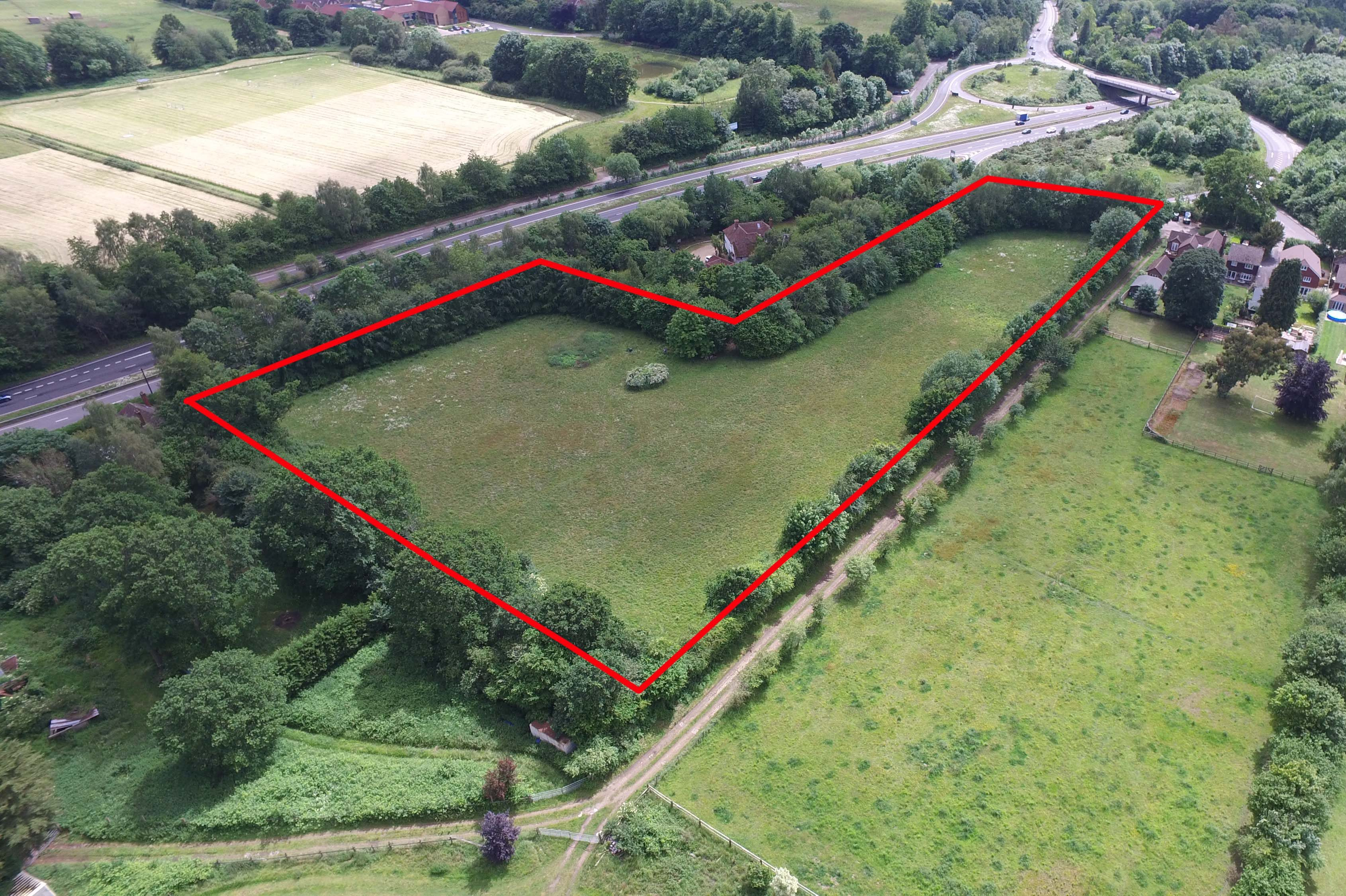 4.09 Acres Land off Church Road